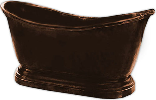 colonial soaking copper tub