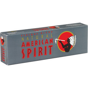American Spirit Perique Gray