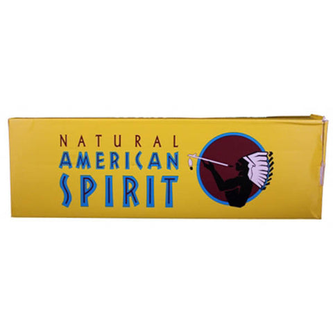 American Spirit Yellow Mellow