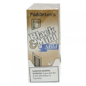 Black & Mild Pipe Tobacco Mild 5Pk