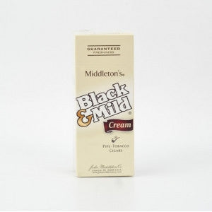 Black & Mild Pipe Tobacco Upright Cream