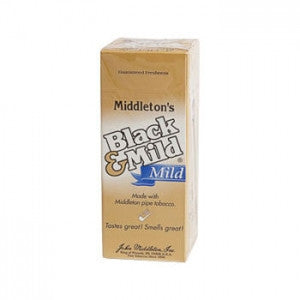 Black & Mild Pipe Tobacco Upright Mild