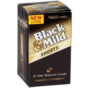Black & Mild Pipe Tobacco Upright Shorts