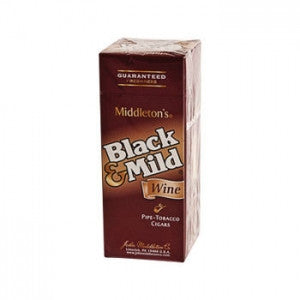 Black & Mild Pipe Tobacco Upright Wine