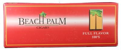 Beach Palm Filtered Cigars Full Flavor