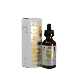 Beard No. 51 60ML E-liquid