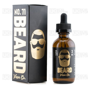 Beard No. 71 60ML E-liquid