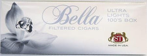 Bella Filtered Cigars Light