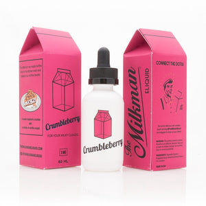 CRUMBLEBERRY BY THE MILKMAN 60ML