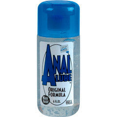 Anal lube first formula for men Also Women, 6 fl. Oz (177 mL).