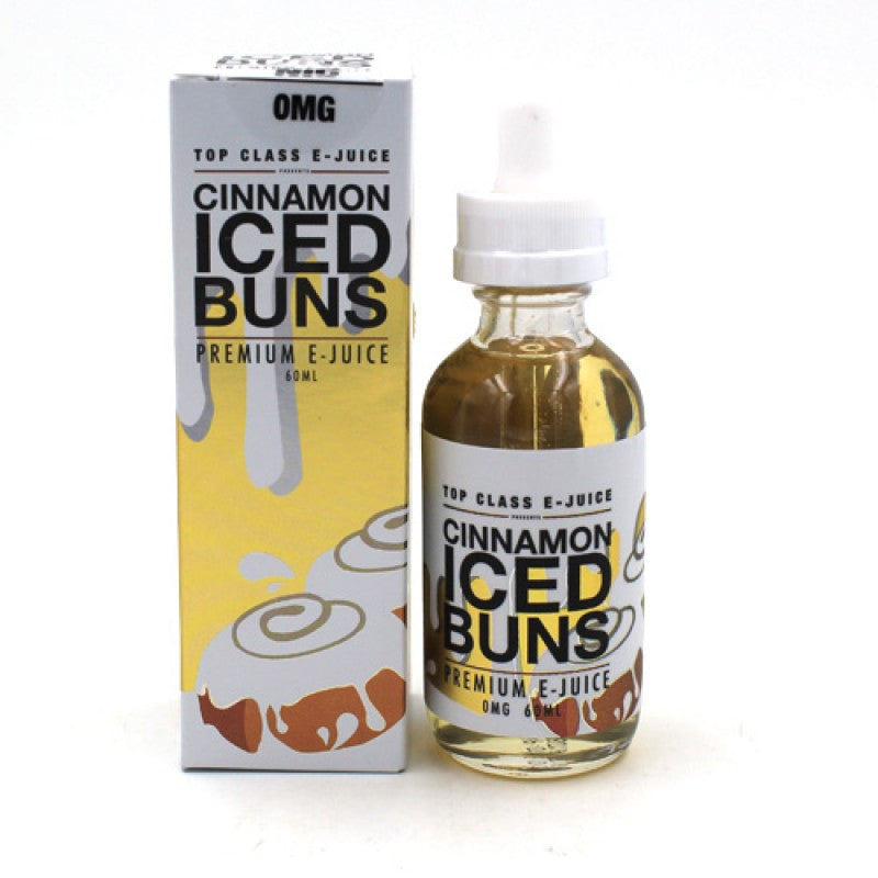 Cinnamon Iced Buns 60ml E-Juice (60ml) BY KILO
