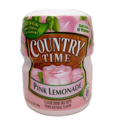 Country Time Pink Lemonade Drink Mix 19oz
