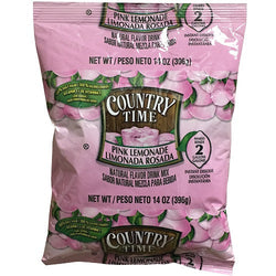 Country Time Pink Lemonade Mix 14oz
