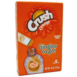 Crush Singles To Go Orange-6pk