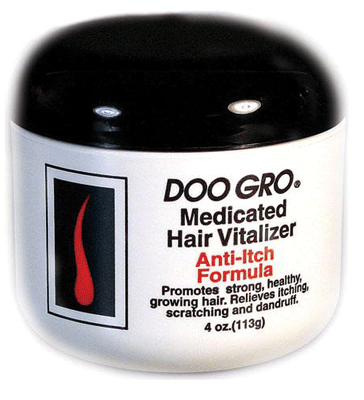 DooGro Medicated hair vitalizer and anti itch formula 4.