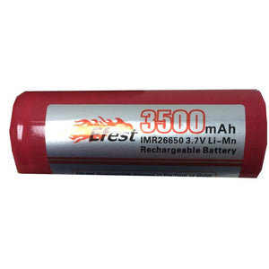 Efest IMR 26650-3500mAh 3.7V LiMn battery for big mods