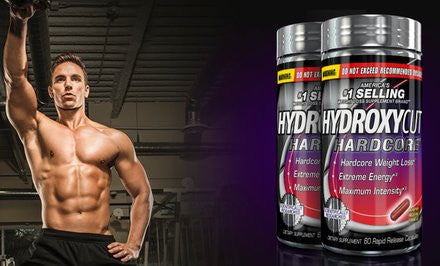 Hydroxycut Hardcore Weight-Loss Supplements