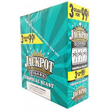 Jackpot Cigars Tropical Blast 3/.99
