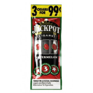 Jackpot Cigars Watermelon 3/.99