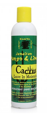 Jamaican mango Lime Cactus Leave in Conditioner  8.0oz