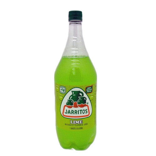 Jarritos Soda Lime-1.5 Liters