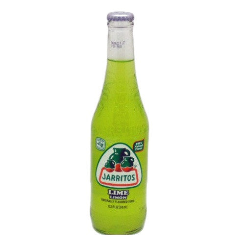 Jarritos Soda Lime--12.5oz