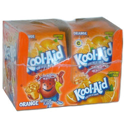 Kool-Aid Orange Unsweetened .15oz