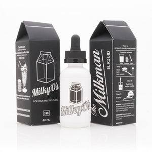 MILKY O'S BY THE MILKMAN 60ML