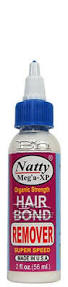 Natty Mega-XP Bond Remover 4.0oz