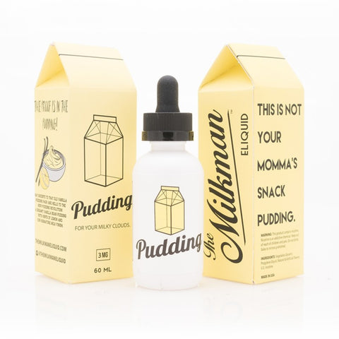 PUDDING BY THE MILKMAN 60ML