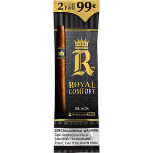 Royal Comfort Black $.99