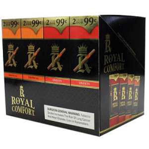 Royal Comfort Display $.99