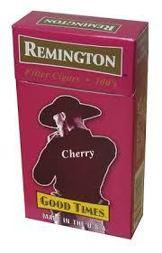 Remington Filtered Cigars Cherry