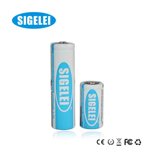 SIGELEI BATTERY 18350 900 MAH 3.7