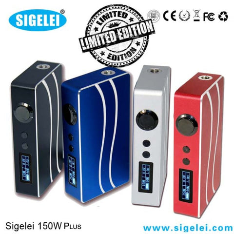 Sigelei 150W Plus 2015 New Design Limited Supply