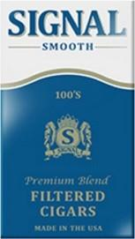 Signal filtered Cigars Smooth (mild) 100's
