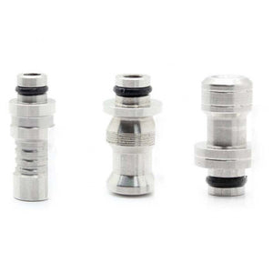 Stainless Steel 510 Drip Tip For Any RDA (5-Pack)