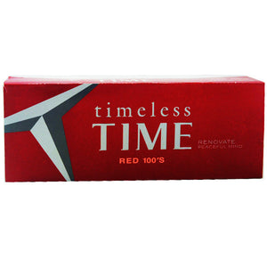 Timeless Time Red 100's