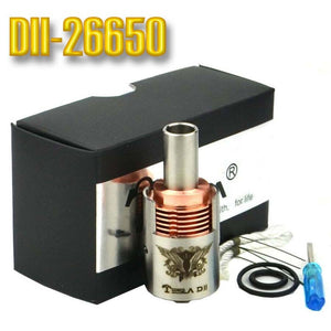 Tesla DII 26650 Rebuildable Dripping Atomizer