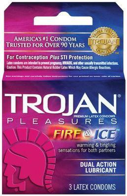 TROJAN FIRE & ICE 3CT