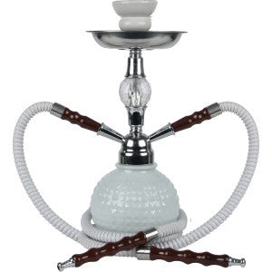 Hookah Voodoo Crystal Ball 2H Gray