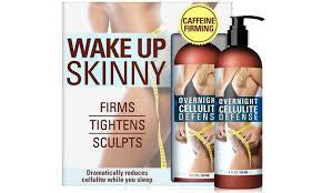 Wake Up Skinny Overnight Cellulite Defense Treatment