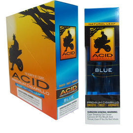 Acid Cigarillo Blue .99