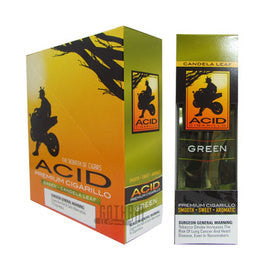Acid Cigarillo Green .99