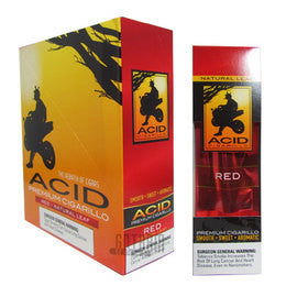 Acid Cigarillo Red .99