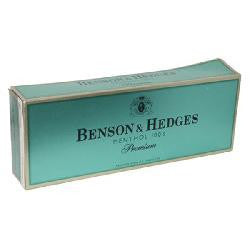 Benson & Hedges Menthol Soft Pack
