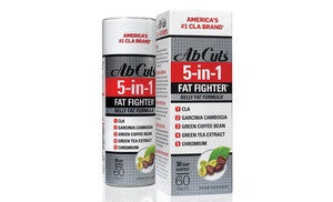 Ab Cuts 5-in-1 Fat Fighter Weight-Loss Supplement