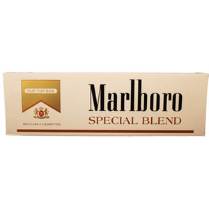 Marlboro Special Blend Gold Box