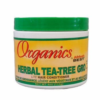 Organics herbal tea tree grow 4oz