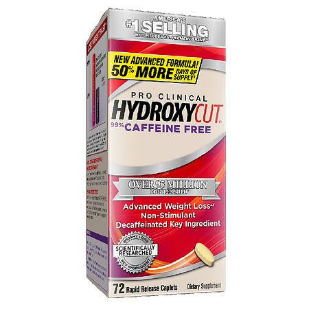 Pro Clinical Hydroxycut with Purely Inspired 100% Pure Green Coffee 100 ct